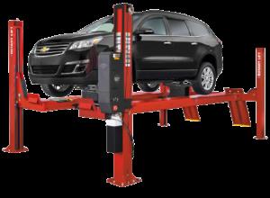 automotive four post lift